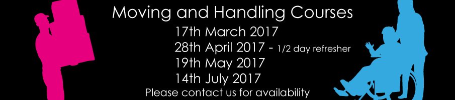 IPaSS Moving and Handling Training dates.